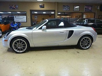2000 Toyota MR2 Spyder for sale 100879206